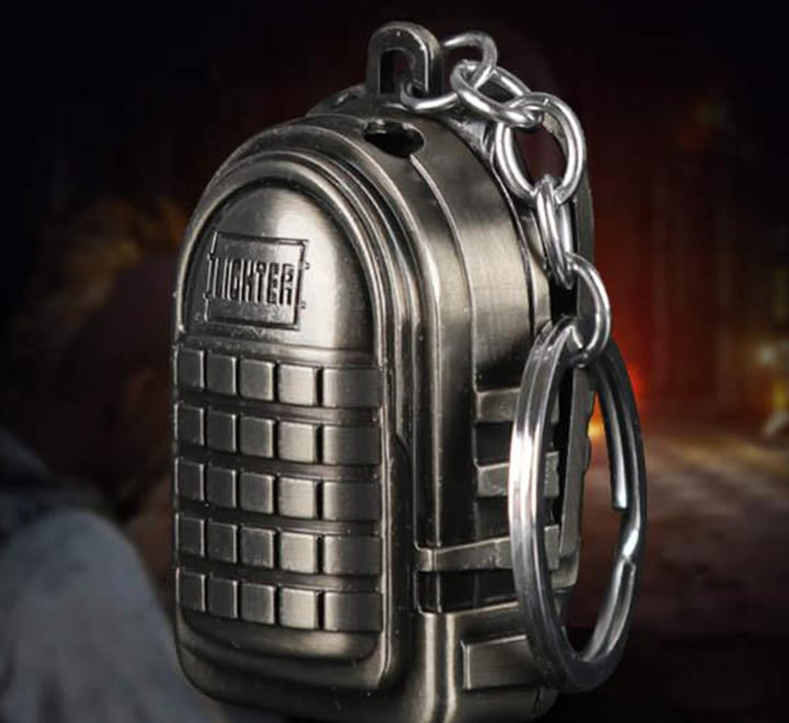 Pubg Helmet Lighter (Rechargeable)