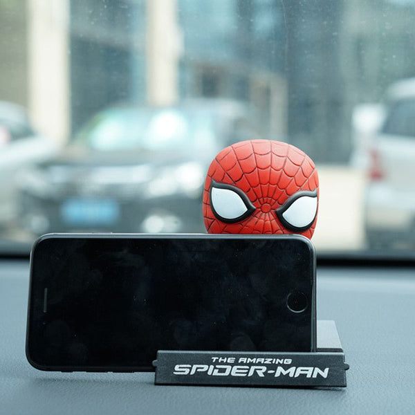3D Spiderman Bobblehead