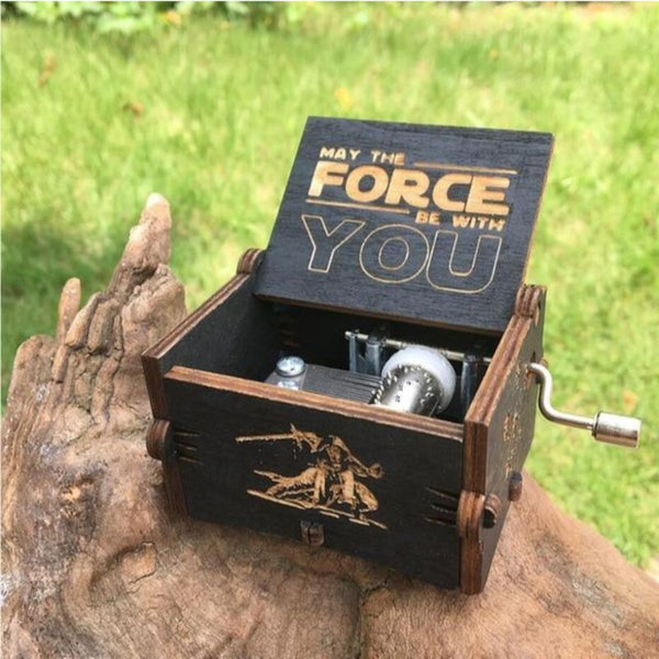 Star Wars Theme Music Box