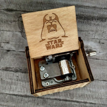 Load image into Gallery viewer, Star Wars Theme Music Box