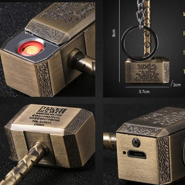 Thor Hammer Lighter (Rechargeable)