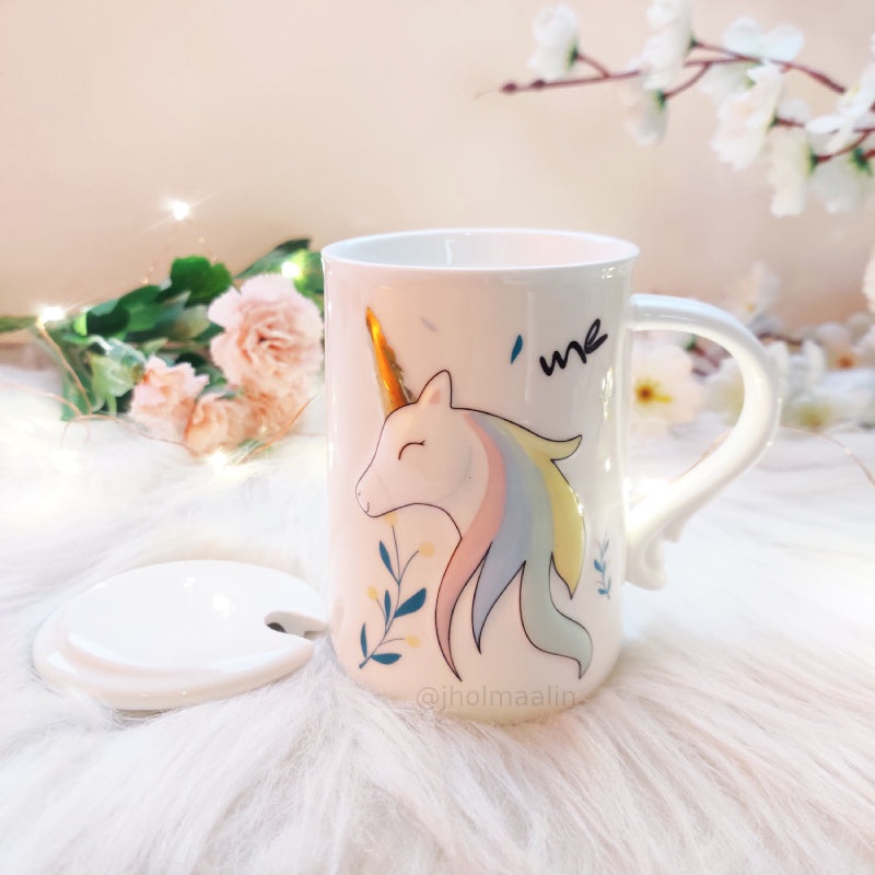 Unicorn Me Ceramic Mug