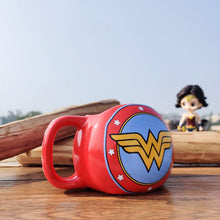 Load image into Gallery viewer, Wonder Woman Inspired 3D Mug