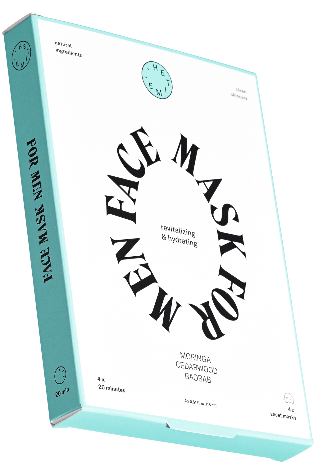 Revitalizing & Hydrating Sheet Mask