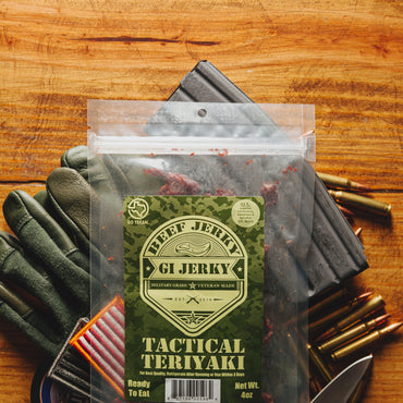 Tactical Teriyaki - GI Jerky