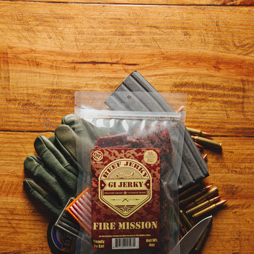 Fire Mission - GI Jerky