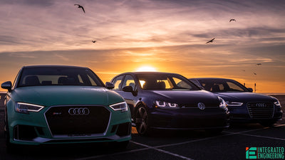 Tuning the RS3 & TTRS! Episode 3- Road Trip