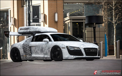 IE Tunes the Envision Bagged Audi R8
