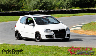 NATE'S VW GTI MK5 TESTIMONIAL: INTEGRATED ENGINEERING VW MK5/MK6 AUDI TT/A3 ADJUSTABLE CAMBER PLATES