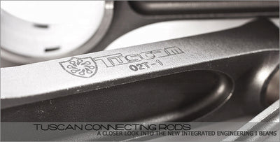 Integrated Engineering Tuscan Connecting Rods