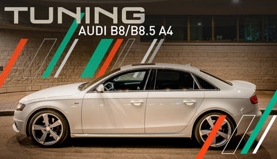 Modifying Your Audi A4 2.0T B8/B8.5(2009-2015)? Check This Out!