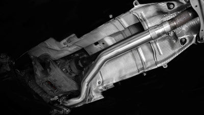 NEW IE Performance Downpipe for Audi B8/B8.5 A4, A5, & Q5 2.0T!