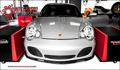 IE Performance Software Engineer Tunes A 996 Porsche 911 Turbo