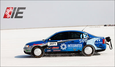 IE Powered VW Passat, 220 MPH and Climbing!