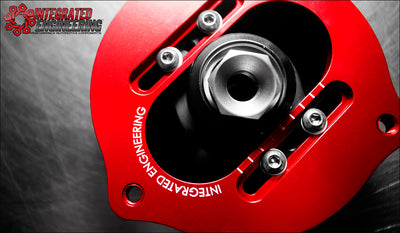 IE Adjustable Camber Plates: Track Testimonial