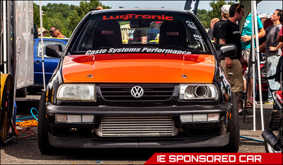 CASTE SYSTEMS PERFORMANCE MK3 GOLF WITH IE POWERED 07K GOES 8.92 @ 172MPH!