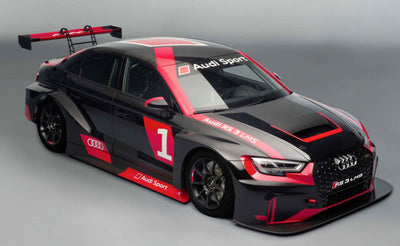 Want an Audi RS3 LMS but Don't Have $100K? Do This: