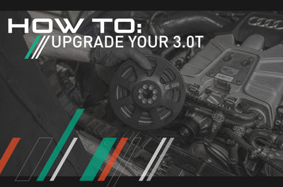 Audi 3.0T Performance Upgrade Path