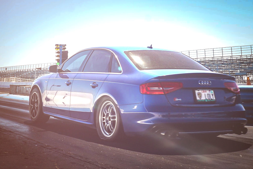 IE Audi S4 3.0T World Record Run