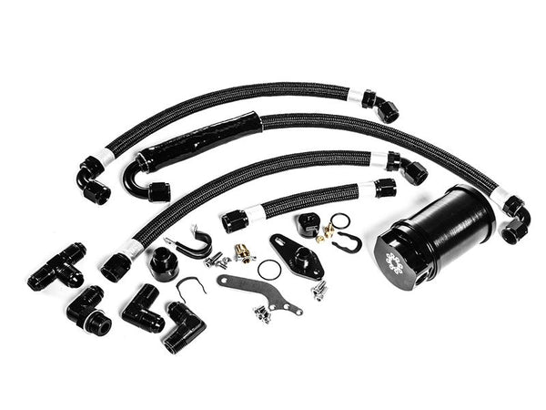 Ie 2 0t Fsi Catch Can Kit For Ie Billet Valve Cover