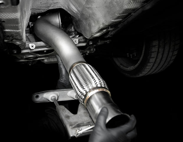 IE Performance Downpipe for Audi 2 5 TFSI Engines | Fits 8V