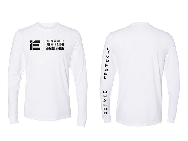 IE Live Fast, Buy Fun Long Sleeve Shirt