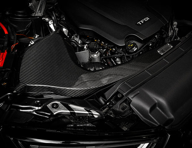 IE Carbon Fiber Intake Lid For B9 A4/A5 Intakes