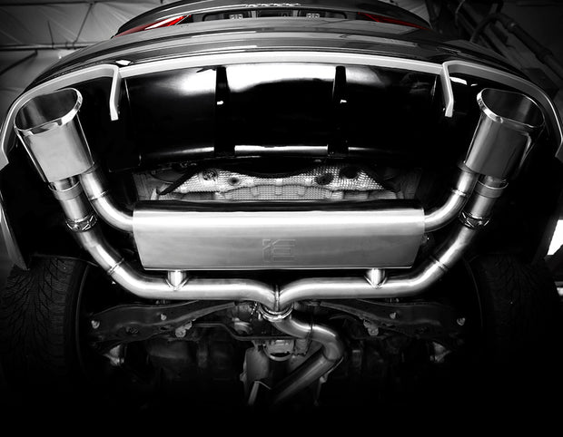 Audi 8V RS3 Ultra-Performance Valved Catback Exhaust System