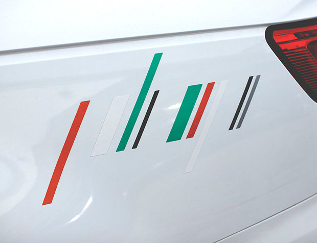 IE Stripes Livery Vinyl Set