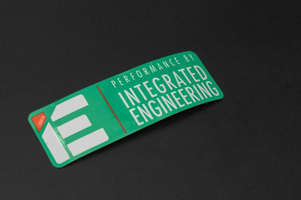 "IE Logo 5""X2"" Sticker"