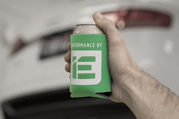 IE Beer Koozie