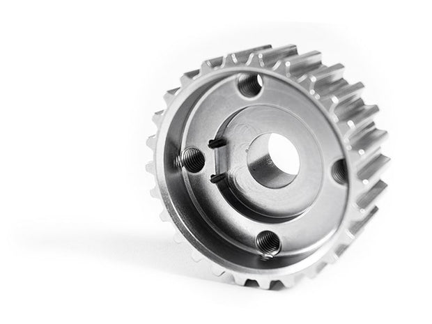 IE Billet Press Fit Timing Belt Drive Gear For 06A 1.8T 20V Engines (4 bolt gear interface)