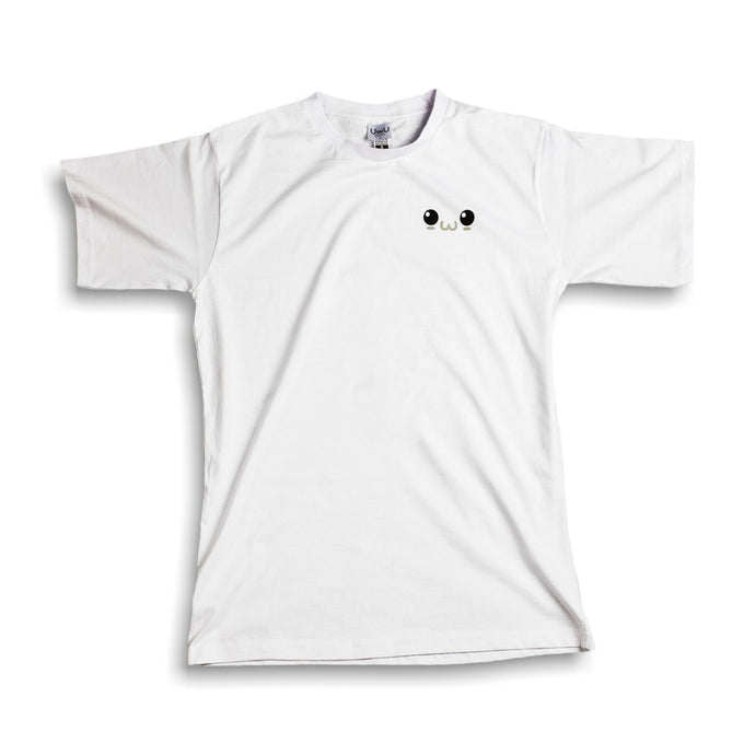 OwO Face White T-Shirt