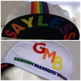 GMB Rainbow Cycle Hat