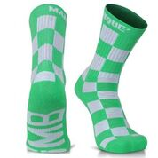 GMB Aqua Green Customized Block Style Sport Socks