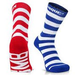 GMB Signature Red/Blue Hetero Socks