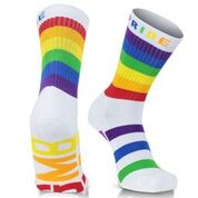 GMB Signature Rainbow Socks