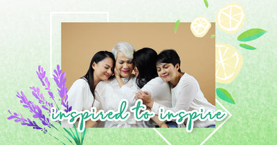 LineaOrganica's #InspiredToInspire Campaign: The Story Behind