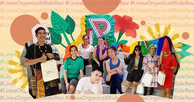 LineaOrganica joins Ride Revolution Pride Week