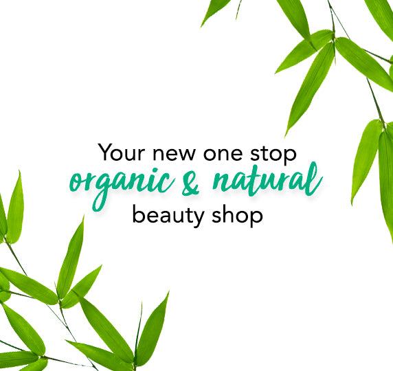 Your new one-stop organic and natural beauty shop