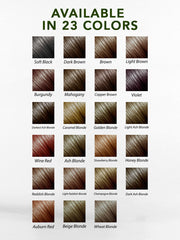RADICO Organic Hair Color