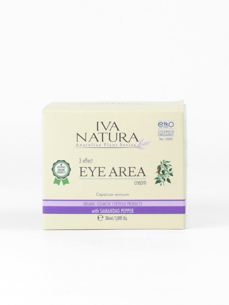 IVA NATURA 3 Effect Eye Area Cream