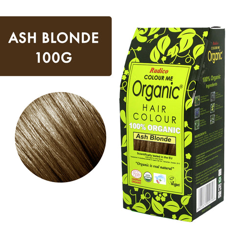 Radico Colour Me Organic Ash Blonde