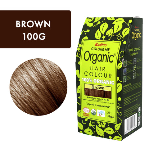 RADICO ORGANIC HAIR COLOUR Brown