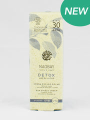 NAOBAY Detox Sun Shield Cream