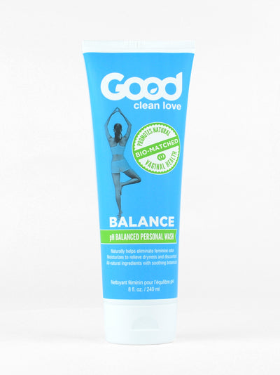Good Clean Love Balance Moisturizing Personal Wash