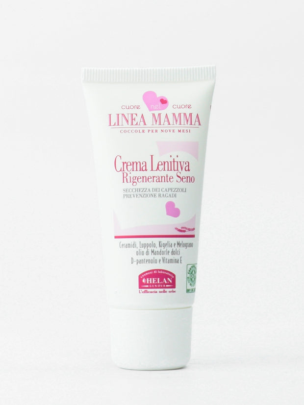 LINEA MAMMA Soothing Regenerating Breast Cream