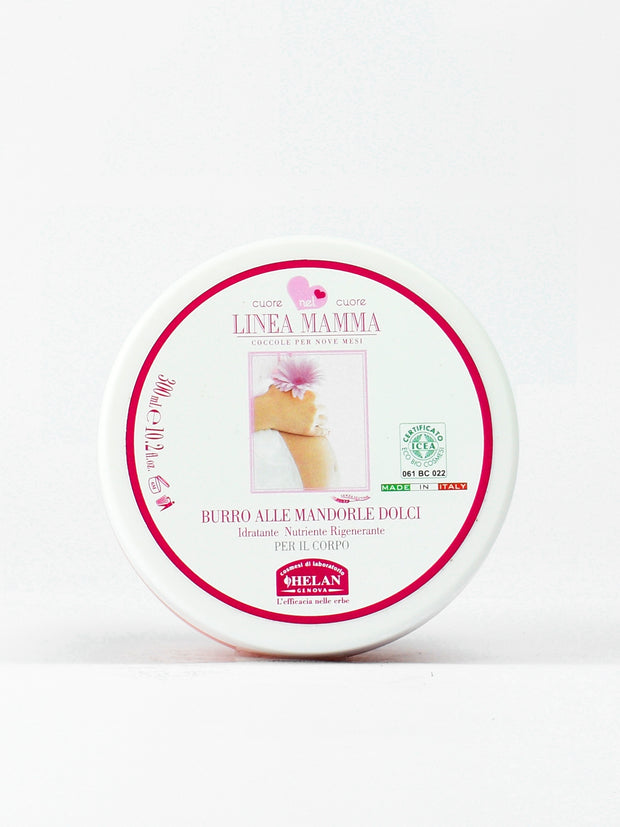 LINEA MAMMA Sweet Almond Butter