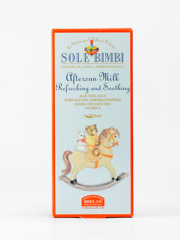 SOLE BIMBI After Sun Milk