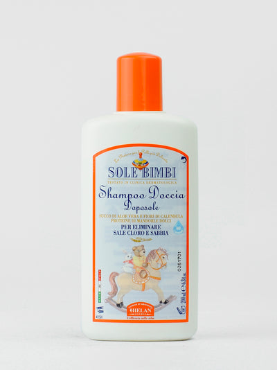 SOLE BIMBI After Sun Shampoo and Shower Gel